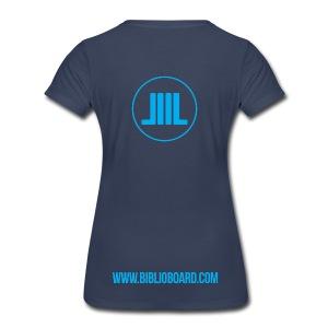 Women's BiblioBoard Editorial T-Shirt - Women's Premium T-Shirt