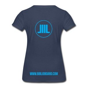Women's BiblioBoard Editorial T-Shirt - Women's Premium T-Shirt