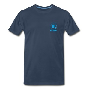 Men's BiblioBoard Editorial T-Shirt - Men's Premium T-Shirt