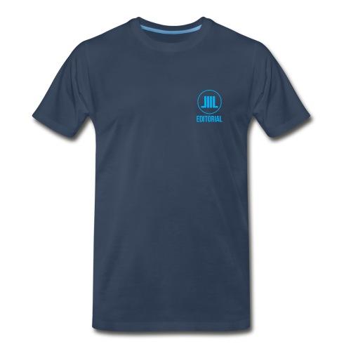 Men's BiblioBoard Editorial T-Shirt - Men's Premium T-Shirt