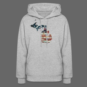 State and Country - Women's Hoodie