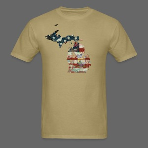 State and Country - Men's T-Shirt