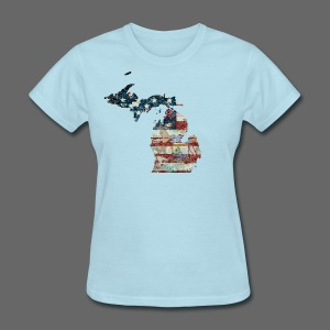 State and Country - Women's T-Shirt