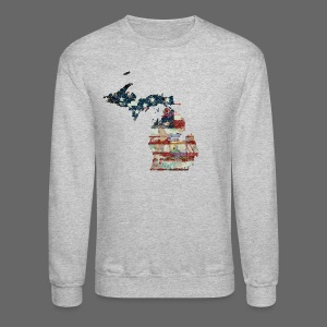 State and Country - Crewneck Sweatshirt