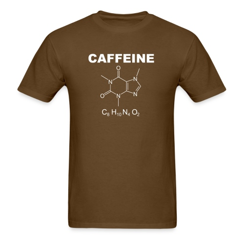 Caffeine - Men's T-Shirt
