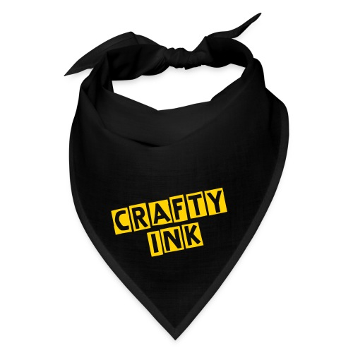 Crafty Ink  - Bandana