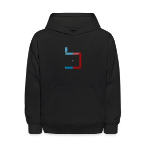 The B for Bastrin Hoodie  - Kids' Hoodie