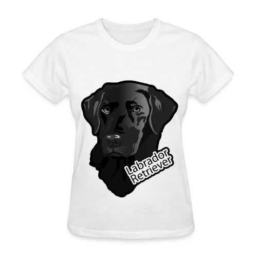 Labrador Retriever T-Shirt - Women's T-Shirt