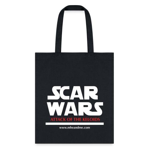 Scar Wars Tote - Tote Bag