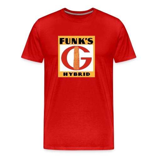 Funk's G Hybrid - Men's Premium T-Shirt