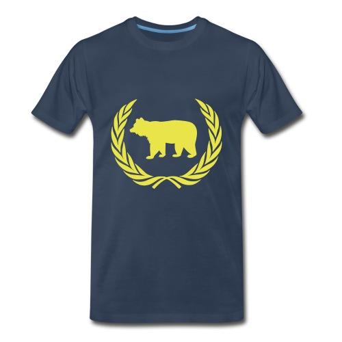 Golden Bear Shirt - Men's Premium T-Shirt