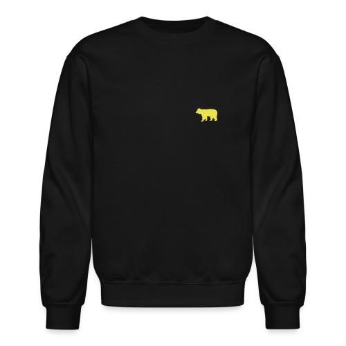 Golden Bear Crewneck - Crewneck Sweatshirt