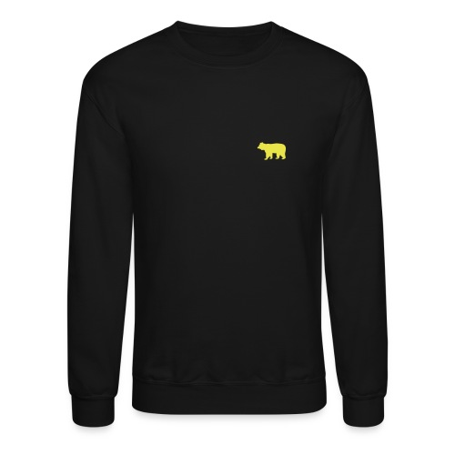 Golden Bear Crewneck - Crewneck Sweatshirt
