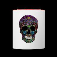 Mugs & Drinkware ~ Contrast Coffee Mug ~ Colorskull