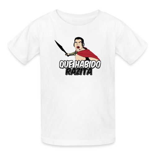 Alkapone Espartano - Kids' T-Shirt