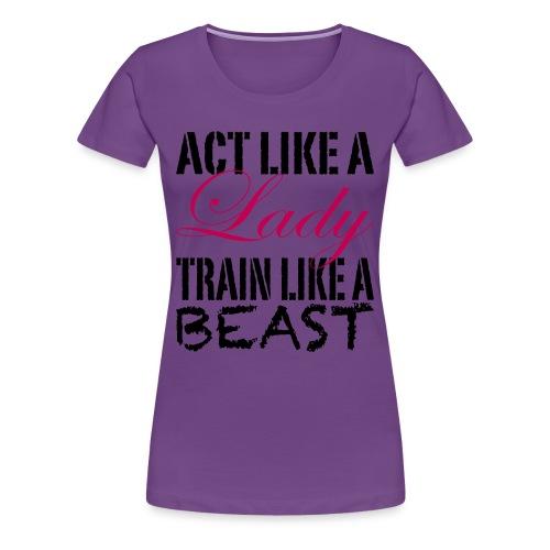 Training tee - Women's Premium T-Shirt