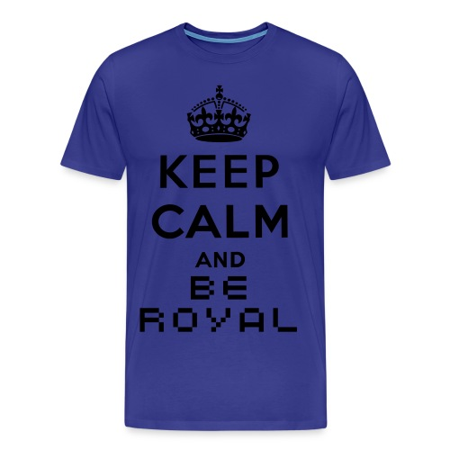 Keep Calm Men's T-Shirt - Men's Premium T-Shirt