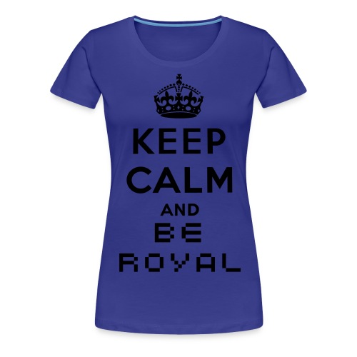 Keep Calm Women's T-Shirt - Women's Premium T-Shirt