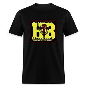 Mens HBMM support T - Men's T-Shirt