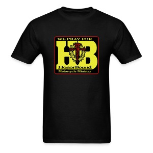 Mens HBMM support T - Men's T-Shirt