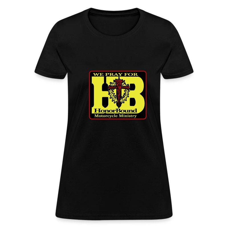 Womens HBMM support T - Women's T-Shirt