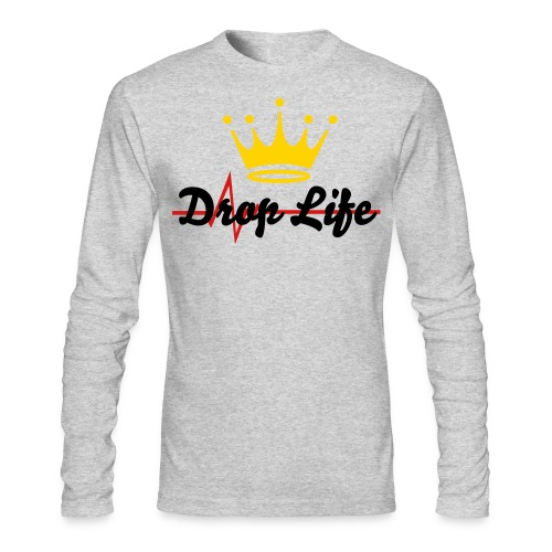Men's long sleeve DLP shirt - Men's Long Sleeve T-Shirt by Next Level