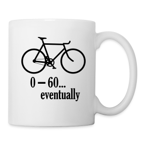 0 to 60 - Coffee/Tea Mug