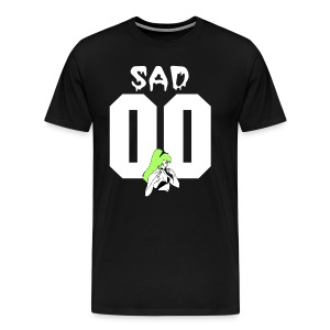 SAD & BROKE - Men's Premium T-Shirt