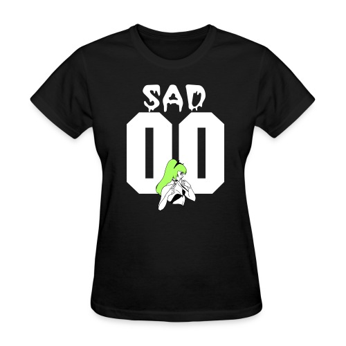 SAD & BROKE TEE (W) - Women's T-Shirt