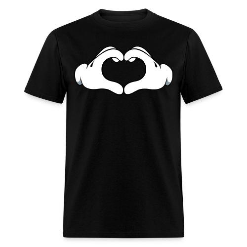 1 Love T - Men's T-Shirt