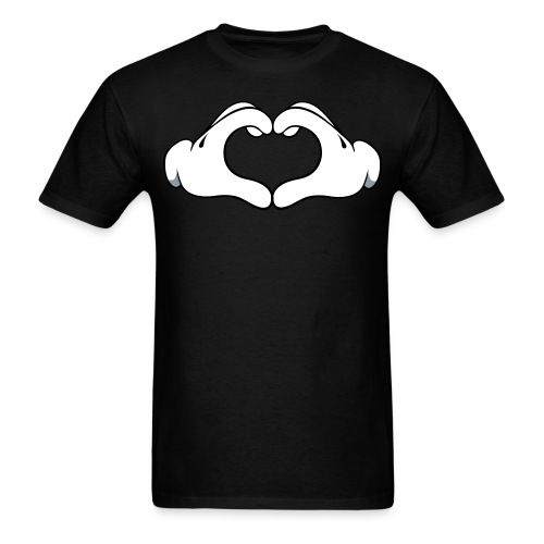 1 Love T - Men's T-Shirt