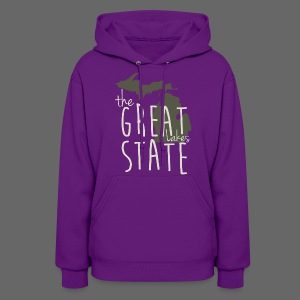 The Great State - Women's Hoodie
