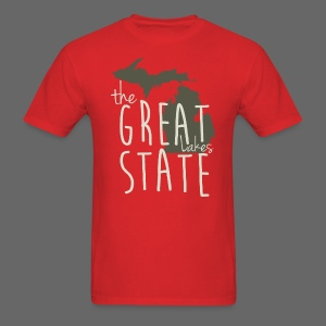The Great State - Men's T-Shirt
