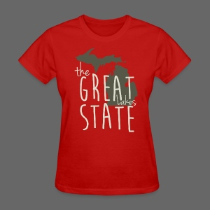 The Great State - Women's T-Shirt