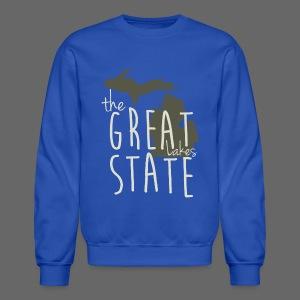 The Great State - Crewneck Sweatshirt