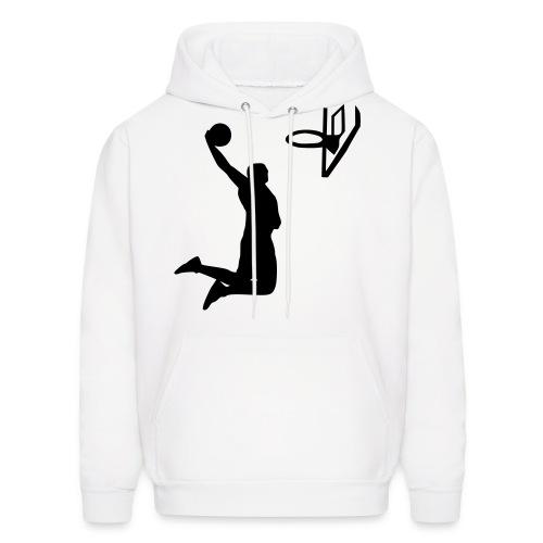 basketball hoodie - Men's Hoodie