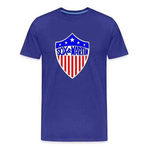 Sox & Martin - Men's Premium T-Shirt