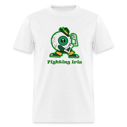 The fighting Iris shirt - Men's T-Shirt