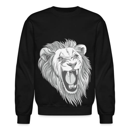 lion roar - Crewneck Sweatshirt