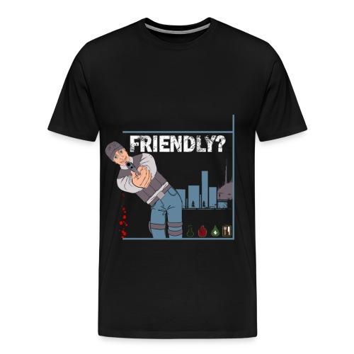 Men's DayZ: Broken Legs T-Shirt - Men's Premium T-Shirt
