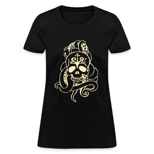 Squid + Bones - Women's T-Shirt