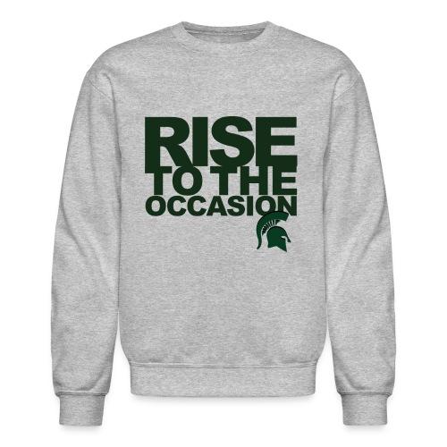 Rise MSU  - Crewneck Sweatshirt