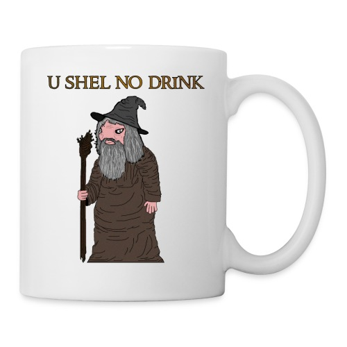 Gandulf Mug - Coffee/Tea Mug