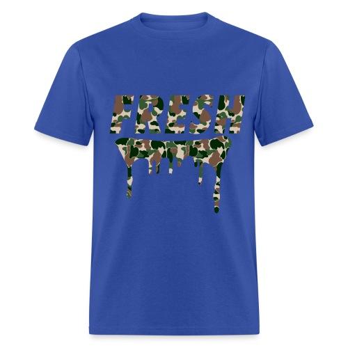 FRESH CAMO - Men's T-Shirt