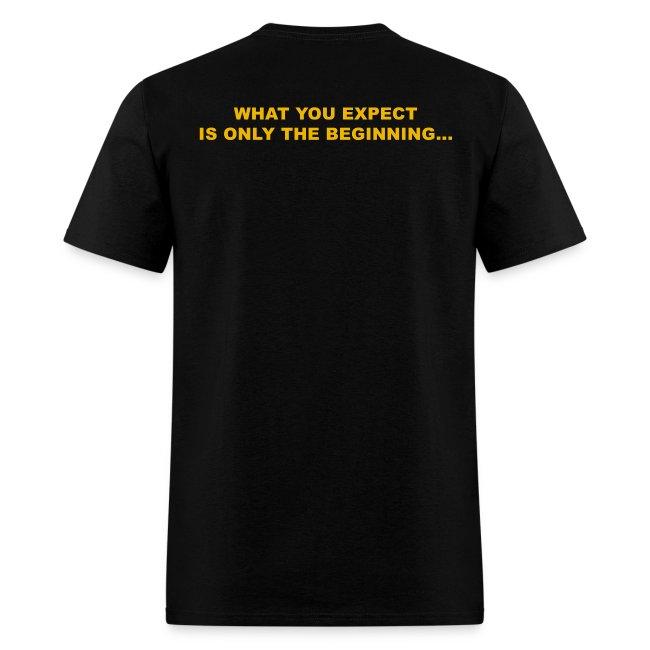 TRUTH Logo Shirt - Black Men's