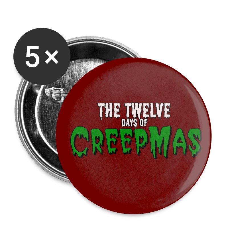 CREEPMAS - 56mm Button - Large Buttons