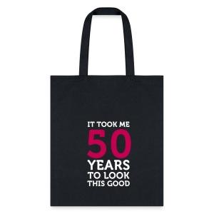 Tote Bag 50 memo - Tote Bag