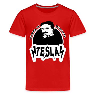 tesla Kids' Shirts