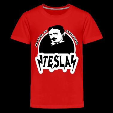 tesla Kids' Shirts