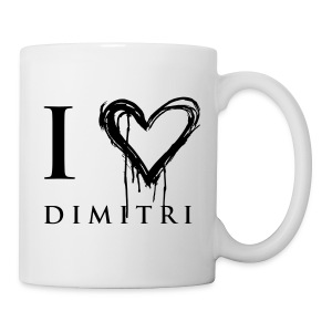 I heart Dimitri - Coffee/Tea Mug